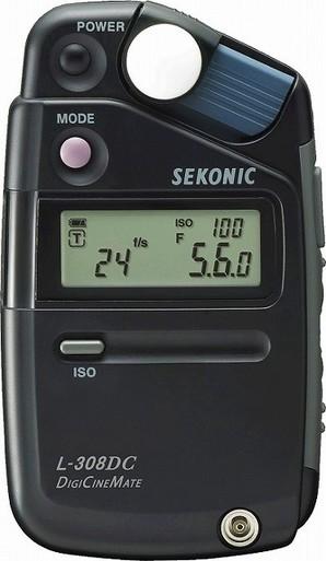 (セコニック)Sekonic L-308DC デジシネメイト