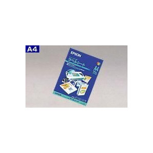 (エプソン) EPSON MJA4SP5  スーパーファイン専用ラベルシート A4 10枚