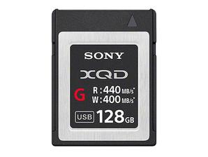 (ソニー) SONY QD-G128E  XQDカード 128GB