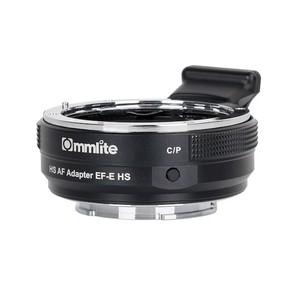 (コムライト)Commlite 電子マウントアダプター CM-EF-E HS
