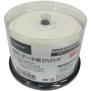 (ハイディスク)HIDISC TYDR47JNW50P データ用DVD-R 50枚業務用パック