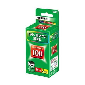 (フジフイルム) FUJIFILM FUJICOLOR100-R 36-3SB