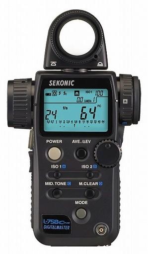 (セコニック)Sekonic L-758CINE デジタルマスター