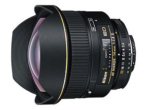 (ニコン) Nikon AI AF 14/F2.8D ED