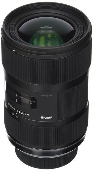 (シグマ) SIGMA18-35/F1.8 DC HSM