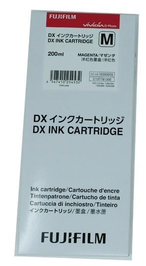 (フジフイルム) FUJIFILM DX100 インクカートリッジ マゼンタ
