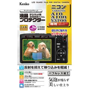 (ケンコー)Kenko 液晶プロテクター ニコン COOLPIX A10 / A100 / S3700 用