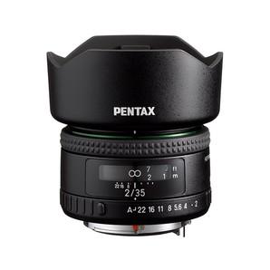 (ペンタックス) PENTAX HD FA 35mm F2