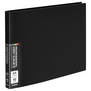 (ハクバ) HAKUBA プロフェッショナルプリントアルバム III A4サイズ(ヨコ) 40枚収納