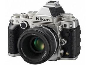 (ニコン) Nikon Df 50mm F1.8G Special Editionキット シルバー