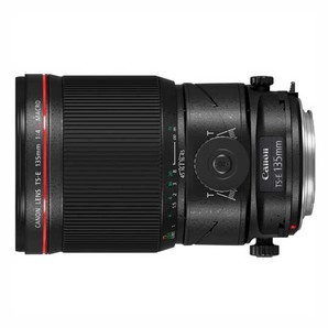 (キヤノン) Canon TS-E135mm F4L マクロ