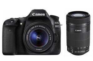 (キヤノン)Canon EOS 80D ダブルズームキット
