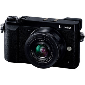 (パナソニック)  Panasonic  パナソニック LUMIX DMC-GX7 MK2K-K 標準ズームレンズキット ブラック