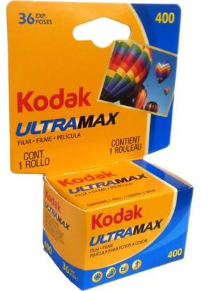 (コダック) Kodak ULTRA MAX400 36枚撮り カラーフィルム 英文パッケージ[海外輸入]