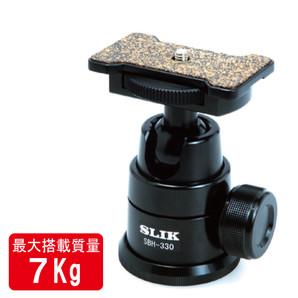 (スリック)SLIK 自由雲台 SBH−330 BK