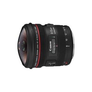 (キヤノン) Canon EF8-15/F4L フイツシユアイ USM ズームレンズ 広角