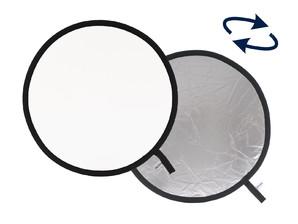 (ラストライト)Lastolite リフレクター 30cm シルバー/ホワイト LL LR1231