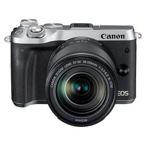 (キヤノン) Canon EOS M6 EF-M18-150 IS STMレンズキット シルバー