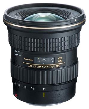 (トキナー) Tokina AT-X11-20PRO DX (11-20mmF2.8)CANONマウント【デジタル専用】