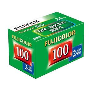 (フジフイルム) FUJIFILM 135 FUJICOLOR-S 100-24EX