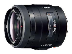 (ソニー) SONY 35mm F1.4 G (SAL35F14G) 単焦点レンズ Aマウントレンズ