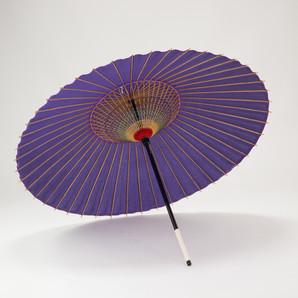 (フルヤ)FURUYA 羽二重傘 105cm 無地 / 紫