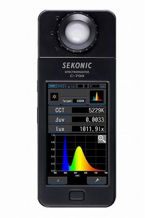 (セコニック)Sekonic C-700 スペクトロマスター