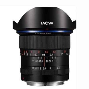 (ラオワ) LAOWA 12mmF2.8 ZERO-D Lens