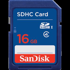 (サンデイスク) SanDisk スタンダード SDSDB-016G-J35U SDHCカード16GB Class4