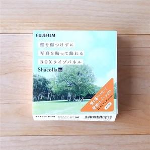 (フジフイルム) FUJIFILM ShacollaBox(シャコラボックス) ましかくサイズ(89×89mm) 各種