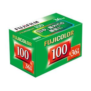 (フジフイルム) FUJIFILM FUJICOLOR-S 100-36EX
