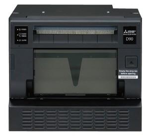 (三菱)MITSUBISHI CP-D90D デジタルカラープリンター