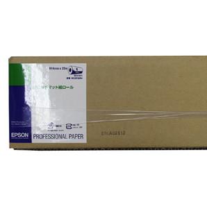 (エプソン) EPSON MCSP36R4 厚手マット紙 ロール