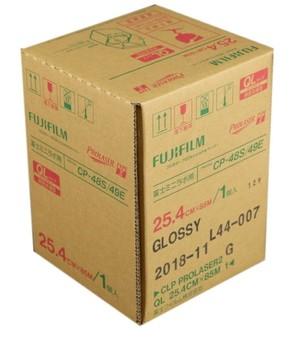 (フジフイルム) FUJIFILM  プロレーザーペーパー(グロッシー) CLPPLA2 G QL 25.4X85M
