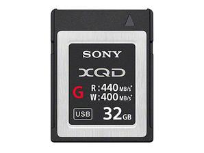 (ソニー) SONY QD-G32E  XQDカード 32GB