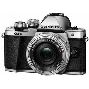 (オリンパス) OLYMPUS OM-D E-M10 Mark II 14-42 EZレンズキツト シルバー