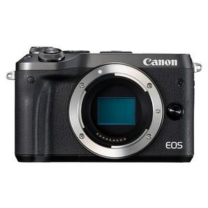 (キヤノン) Canon EOS M6 ボディー ブラック