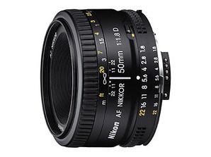 (ニコン) Nikon AI AF 50/F1.8D