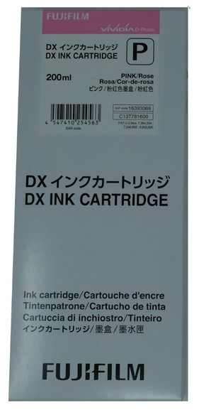 (フジフイルム) FUJIFILM DX100 インクカートリッジ PINK