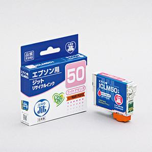 (ジット) JIT JIT-E50LMZ ライトマゼンタ インクカートリッジ