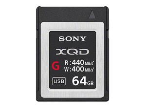 (ソニー) SONY QD-G64E  XQDカード 64GB