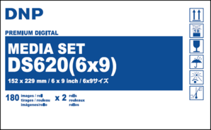 (ディー・エヌ・ピー)DNP DS620 6×9-2 180×2 DS620用