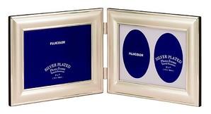 (フジカラー) FUJICOLOR フォトスタンド メタル、メタルツヤケシ 2L2面 立タイプ 横タイプ