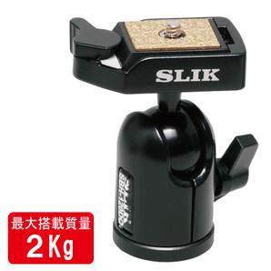 (スリック)SLIK 自由雲台 SBH−120 DQN