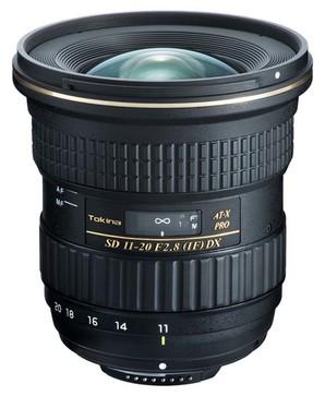 (トキナー) Tokina AT-X11-20PRO DX (11-20mmF2.8) ニコンマウント【デジタル専用】