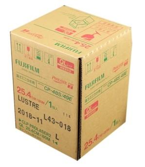 (フジフイルム) FUJIFILM  プロレーザーペーパー(ラスター) CLPPLA2 L QL 25.4X80M