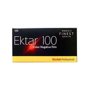 (コダック)EK エクター100 120-5P ネガカラー ブローニフィルム