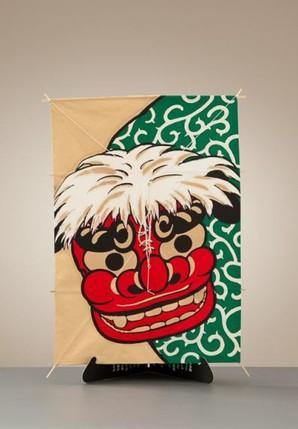 (フルヤ)FURUYA 角和凧(小)/ 獅子舞