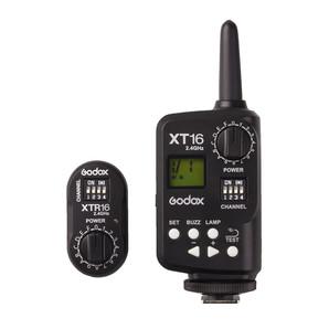 (ゴドックス)GODOX GX・XT16ワイヤレスフラッシュトリガ−WITSTRO用セツト 日本正規版