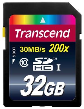 (トランセンド) Transcend TS32GSDHC10 SDHCカード32GB Class10